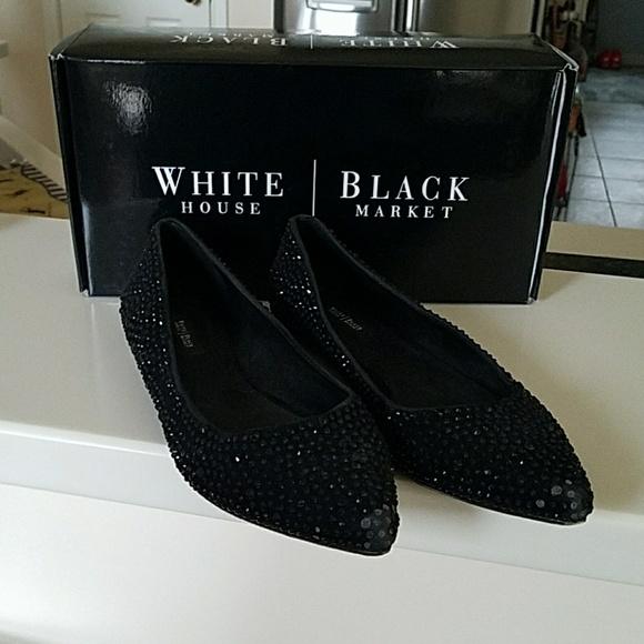 White House Black Market Shoes - Darling